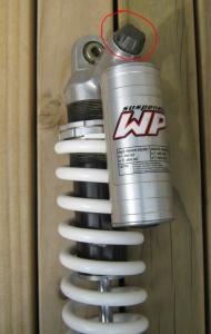 shock compression adjuster